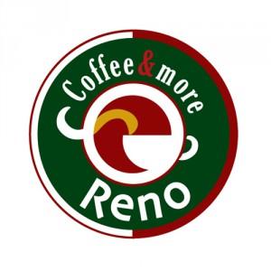 logo Reno coffee&more