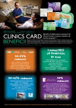 afis medical carduri clinics 2011