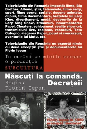 afis film decreteii 2002