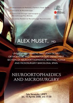 afis medical, muset, 2008