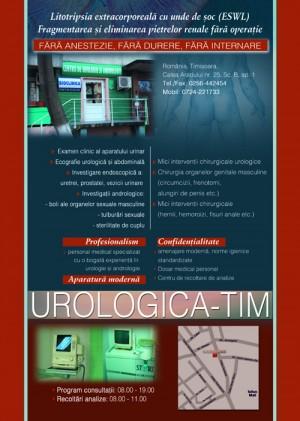 afis medical, urologica, 2005
