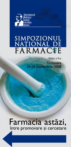 afis simpozionul national de farmacie 2008