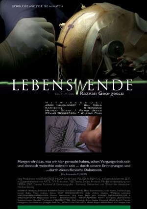 afis film, testimony, razvan gerogescu, 2008