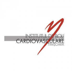 logo institutul de boli cardiovasculare timisoara