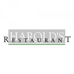 logo restaurant harold's