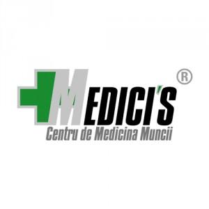logo medicis centru de medicina muncii
