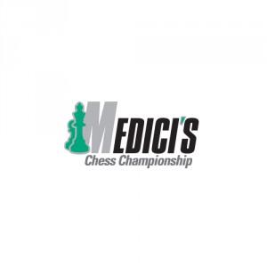 logo medici's chess championship