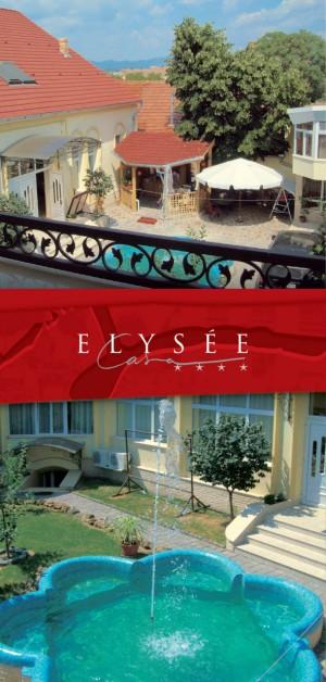pliant prezentare pensiunea casa elysee deva, 2010