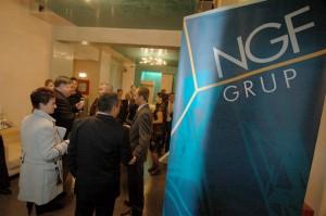 2. banner-up NGF, moment primire invitati