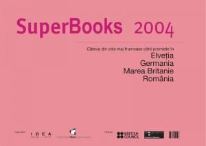 Super Books 2004 afis
