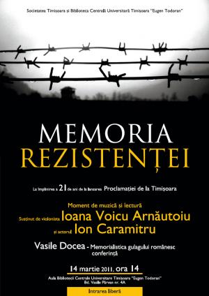 Memoria rezistentei