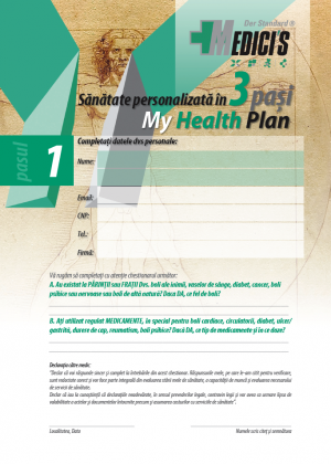 medicis health plan
